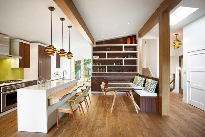 Mid Century Kitchen Remodel Ideas