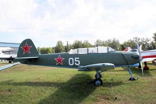 Yakovlev Yak- 05 white