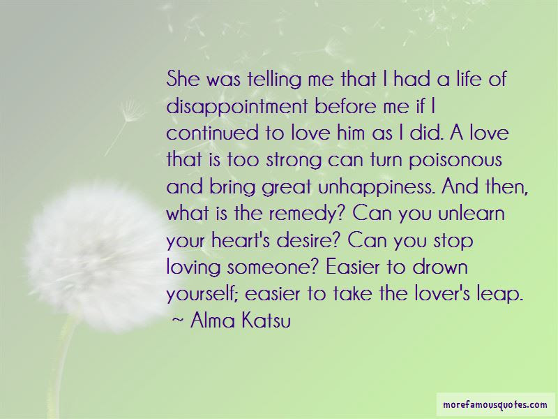 I Can Stop Loving You Quotes Top 44 Quotes About I Can Stop Loving