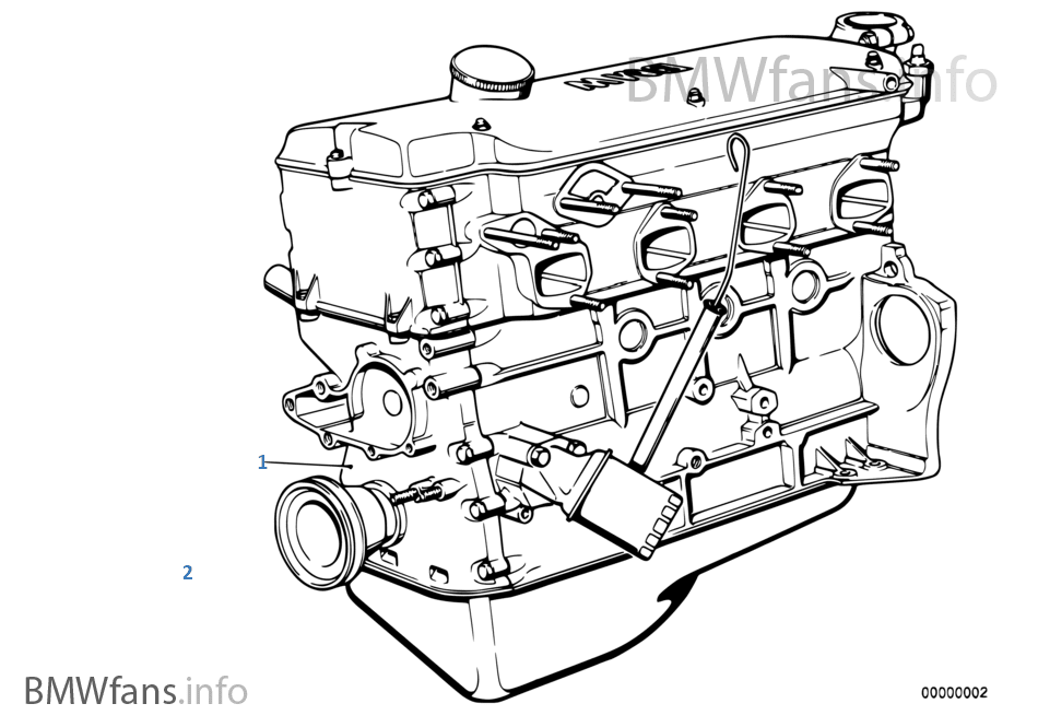 E30 Engine Diagram