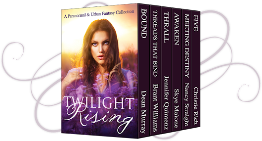 Twilight Rising--6 Books for only 99 cents!