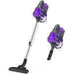 ZIGLINT Z3 Handheld Vacuum Cleaner Portable Cordless stick Rechargeable Dust Cleaner 120W Purple