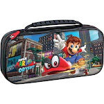 Nintendo Switch Game Traveler Deluxe Travel Case - Super Mario Odyssey NNS58