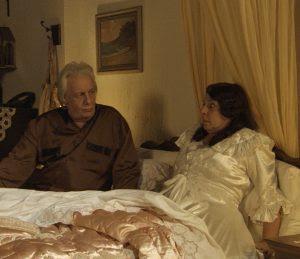 Pandolfo e Eponina (Foto:  TV Globo)