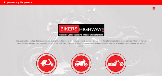 BikersHighway.in : Solving Real Problems In Purchase And Sale Of 'Used Two-Wheeler'! - TechStory