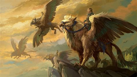 epic  instrumental gryphon riders youtube
