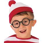 Deluxe Where's Waldo Glasses