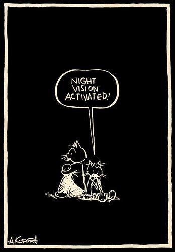 Laugh-Out-Loud Cats #2375 by Ape Lad
