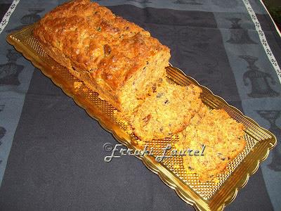 Cake Sal Ef Bf Bd Chorizo Abricot