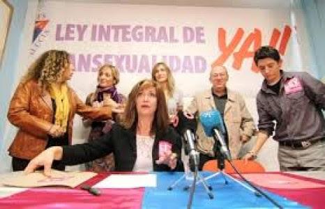 """Andalucía aprueba la ley integral de transexualidad: """"autodeterminación de sexo"""""""