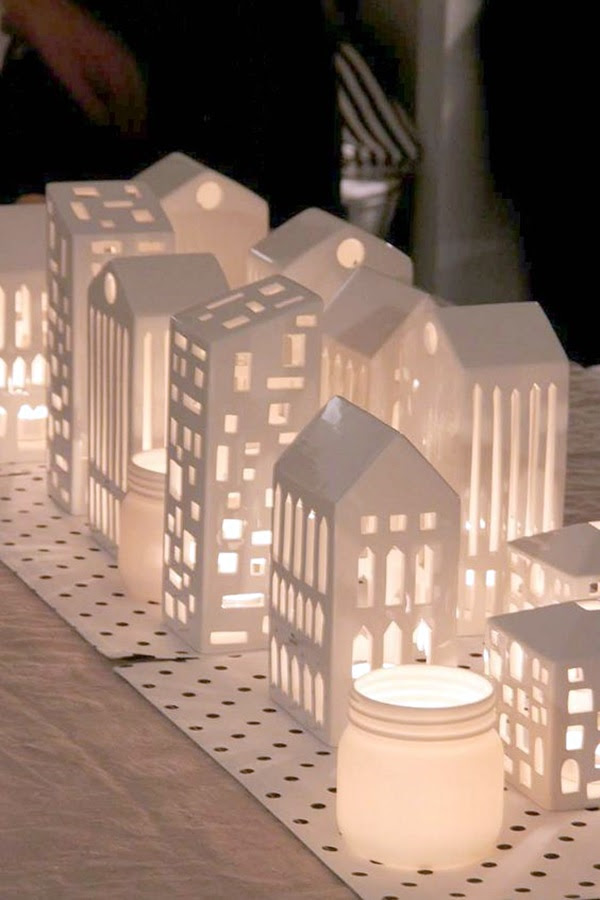 Ways tea light house Can Your Home Look More Adult (31)