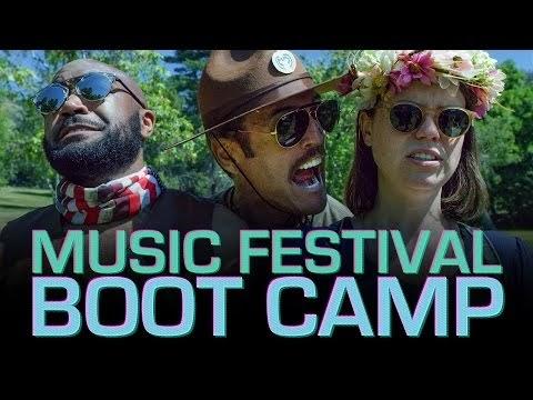 Música Festival Boot Camp