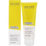 ACURE Brightening Facial Cleansing Gel 4 fl oz