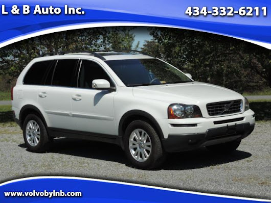 Used 2007 Volvo XC90 3.2 AWD for Sale in Rustburg VA 24588 L & B Auto Inc.