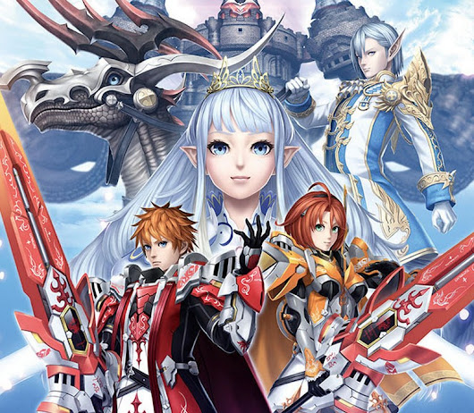 "SEGA Aims to Support PSO2 for at Least Another 5 Years, and Take On ""Growth Markets Overseas"" - Segalization"