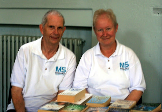 "MS Research Charity on Twitter: ""#volunteersweek Our amazing volunteers - Mike and Evelyn  Thank you! """