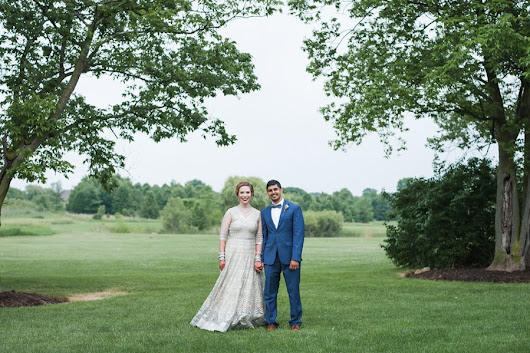 Indian American Fusion Farm Wedding | Emerson Creek, Oswego, IL | Lenel + Nehal