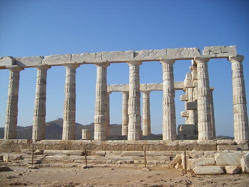 templo poseidon - cabo sunion - grecia - IMGP6234