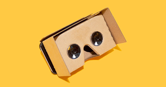 Google's Cardboard Camera App Turns Every Android User Into a VR Photographer