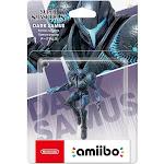 Nintendo Super Smash Bros Amiibo Dark Samus Mini Figure