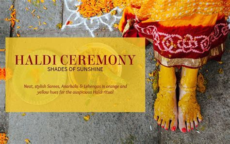 Significance of Haldi Ceremony in Hindu Weddings