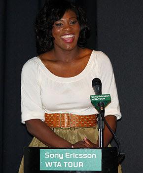 Black Tennis Pro's WTA Campaign Serena
