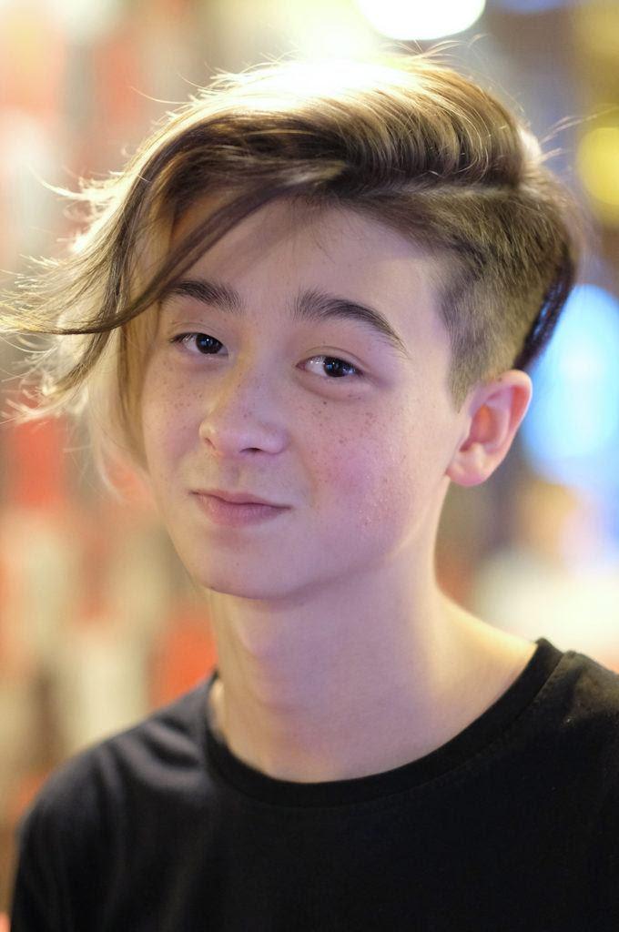 Model Rambut Pendek Pria Asia