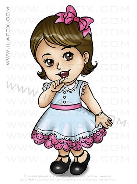 caricatura infantil, caricatura bebê, desenho personalizado criança, caricatura divertida, by ila fox