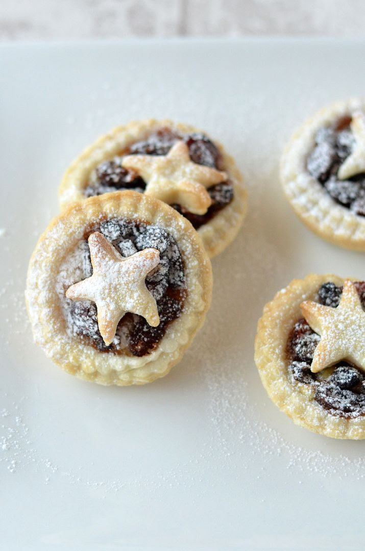 mincemeat & custard pies