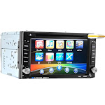 6.2 inch hd digtal touch screen 2 din car 6202 dvd player cd/usb/bt auto multimedia stereo radio in dash mp5 audio vedio remote controller with gps na