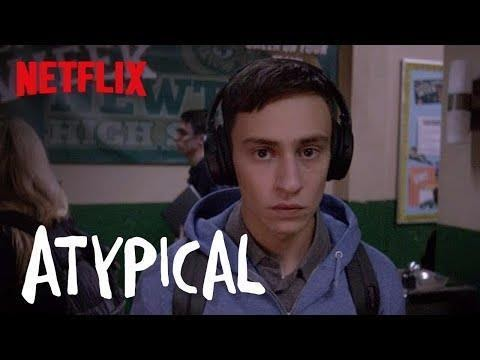 ATypical #Netflix #lovetv #atypical