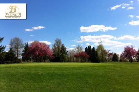 $14 for 18 Holes with Cart at Flying B Golf Course in Salem near Youngstown ($38 Value. Expires August 1, 2015!)