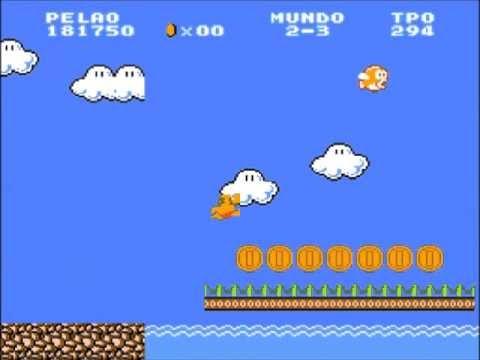 029. Super Pelayo Bros