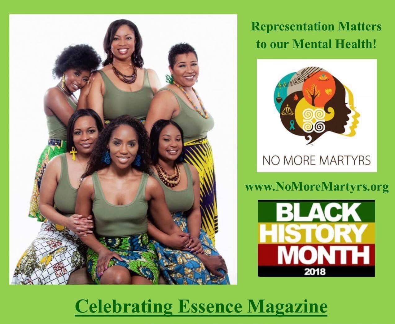 No More Martyrs Celebrates Essence Magazine No More Martyrs