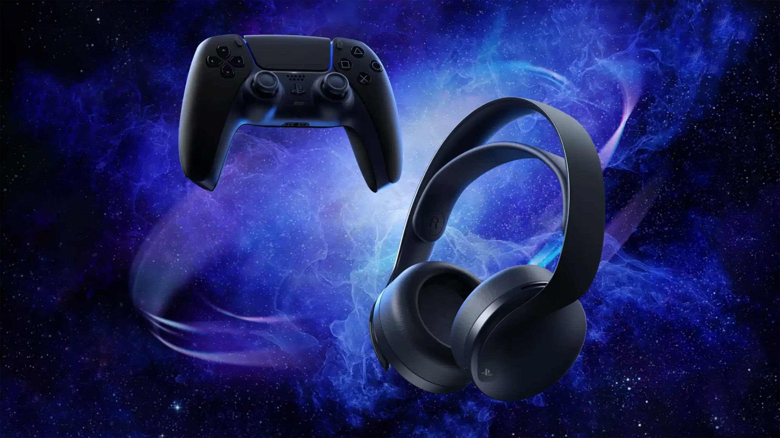 PlayStation reveals 'Midnight Black' Pulse 3D headset for PS5