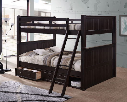 Queen Bunk Beds: Shared Spaces