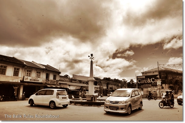 Balik Pulau Roundabout
