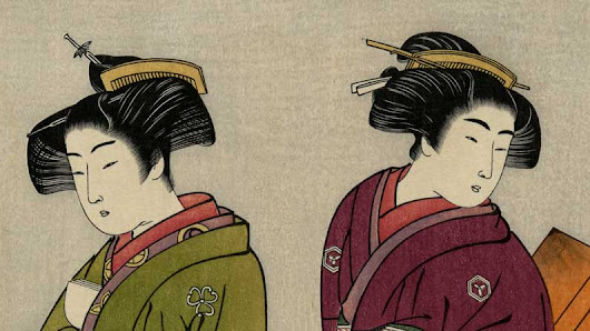 The Obscure World of Early Women Artists of Japan | Angie's Diary