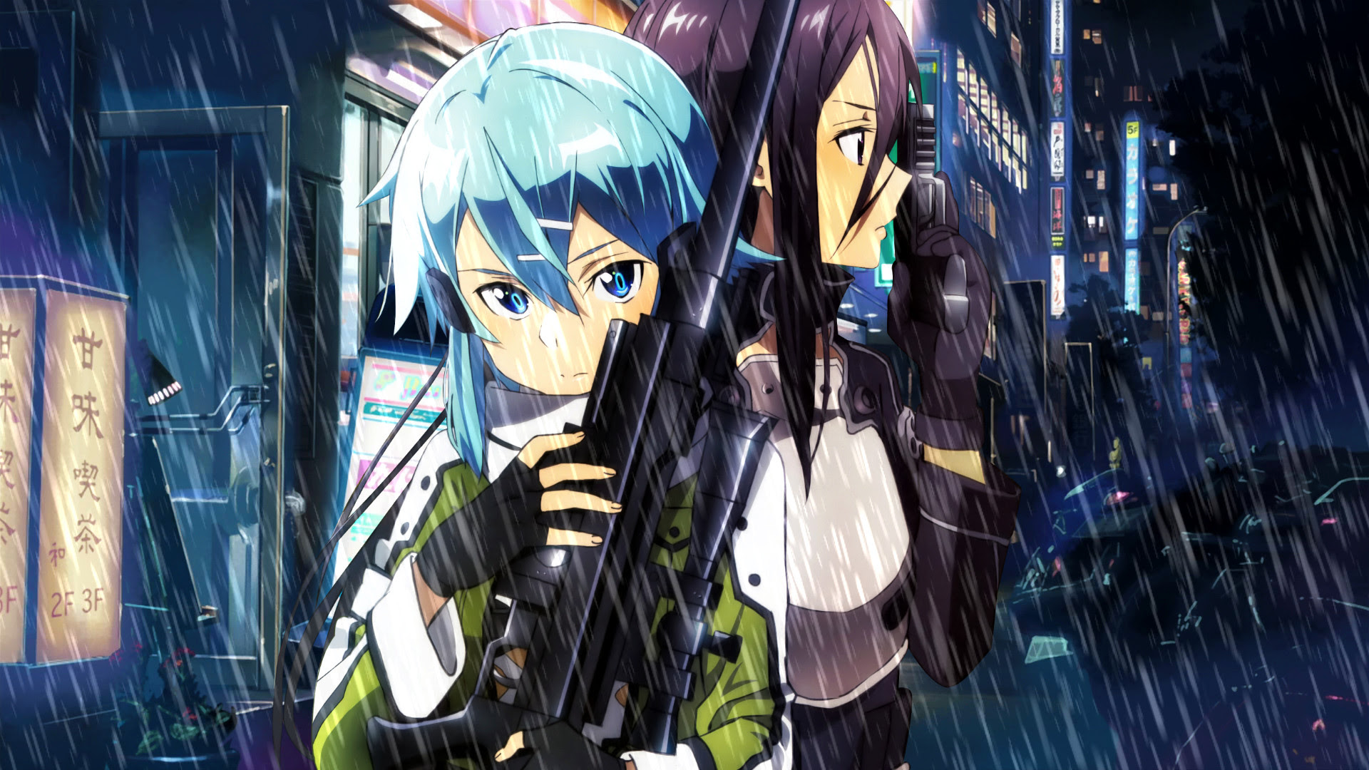 Sinon Hd Wallpaper 78 Images