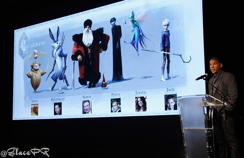 """""""Rise of the Guardians"""" Q&A With Talent And Filmmakers - 65th Annual Cannes Film Festival by Glace Entertainment Public Relations"""