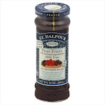 St Dalfour Fruit Spread Deluxe Four Fruits 10 Oz Pack Of 6