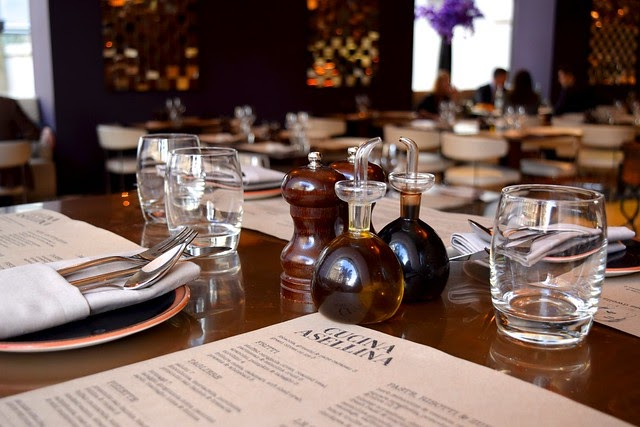 Rachel phipps places to eat in london cucina asellina - Cucina restaurant london ...