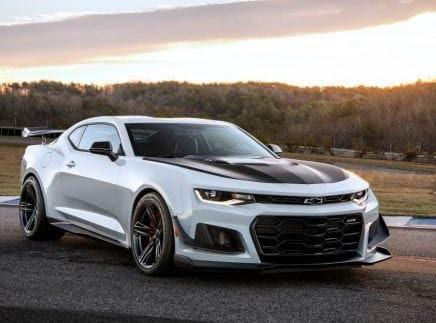 2018 Chevy Camaro ZL1 1 LE Is a Cut Above the Competition