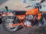 1977 Honda Trail 125