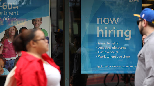 Jobless claims tally 246,000, at 43-year low - MarketWatch
