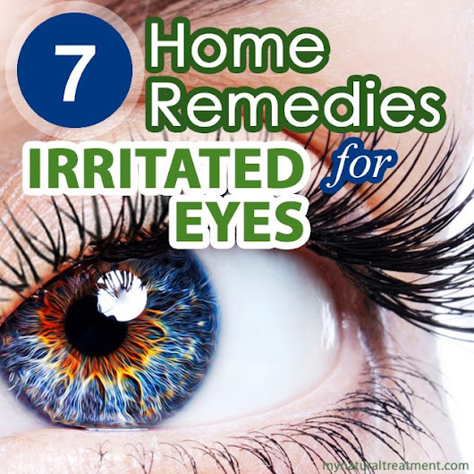 Home Remedy for Irritated Eyes with Dill Seeds and Eyebright