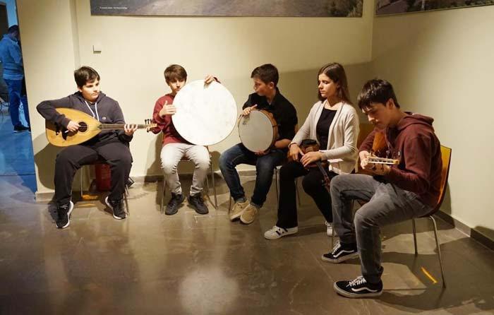 Άρτα: Το Μουσικό Σχολείο συμμετείχε στην περιοδική έκθεση «Ήχοι Αρχαίων»
