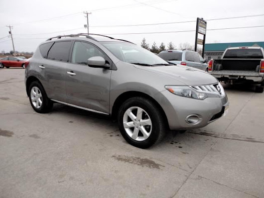 Used 2009 Nissan Murano for Sale in Des Moines IA 50313 Reliable Motors