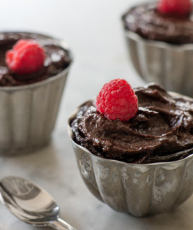Meet Your New Favorite Chocolate Pudding