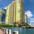 Brickell vacation apartment rental: Stunning Bay View Penthouse in Heart of Miami